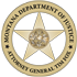 Montana Department of Justice Logo